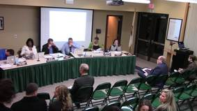 February 9, 2017 Board Forum Meeting