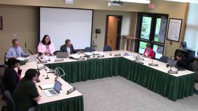 April 25, 2017 Board Meeting