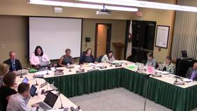 September 28, 2017 Board Meeting