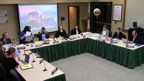 November 16 Board Meeting