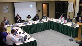 January 25, Board Meeting